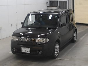 NISSAN CUBE 2010 1.5 AUTOMATIC MPV * ONE OWNER * GLASS ROOF