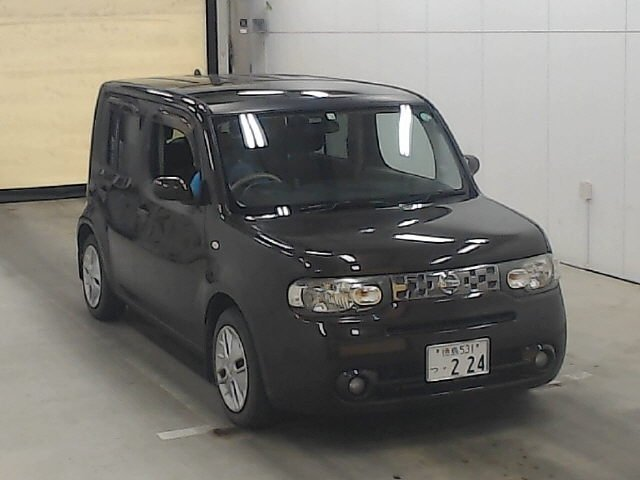 NISSAN CUBE 2010 1.5 AUTOMATIC MPV * ONE OWNER * GLASS ROOF For Sale (picture 2 of 4)