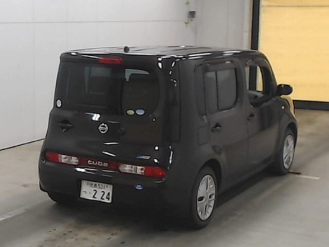 NISSAN CUBE 2010 1.5 AUTOMATIC MPV * ONE OWNER * GLASS ROOF For Sale (picture 4 of 4)