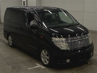 2003 NISSAN ELGRAND 3.5 HIGHWAY STAR 4X4 8 SEATER * LOW MILEAGE *
