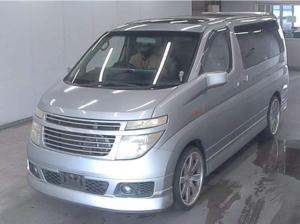 NISSAN ELGRAND 3.5 AUTOMATIC 70TH * TWIN SUNROOF * CUSTOM