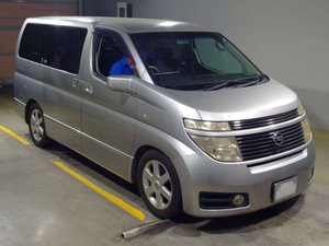 Picture of 2003 NISSAN ELGRAND 3.5 HIGHWAY STAR AUTOMATIC 8 SEATER CAMPER