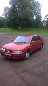1997 Nissan Primera 2.0 SLX Auto