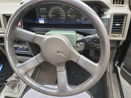 1990 Nissan Bluebird Executive 2.0i H Reg For Sale (picture 3 of 6)