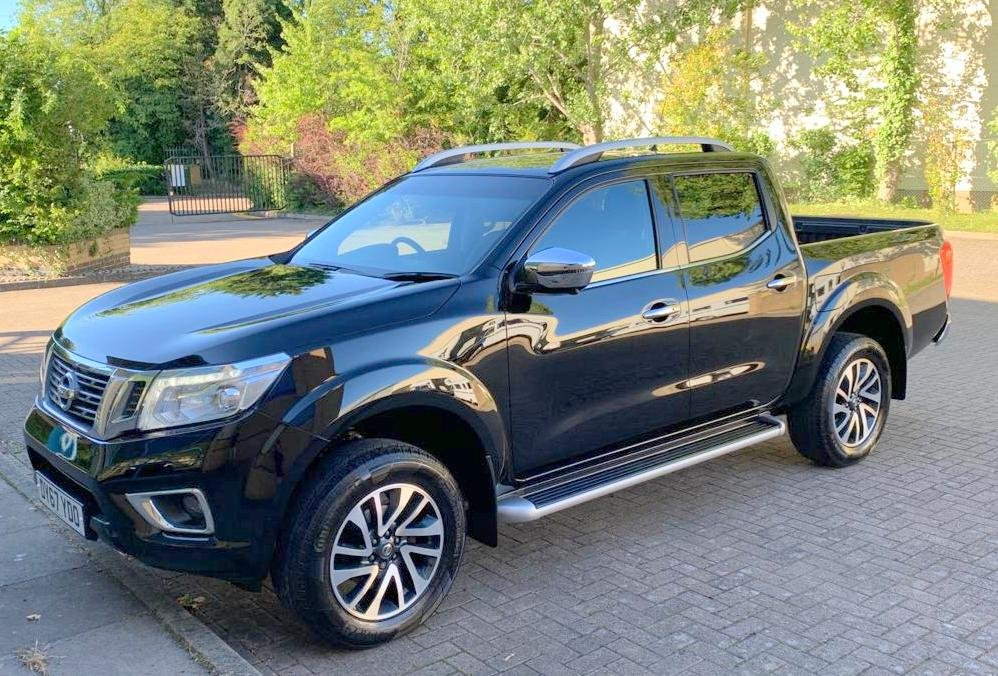 2017 Nissan Navara Tekna. 2.3 DCi (67 Plate) 29K Miles Auto For Sale (picture 1 of 6)
