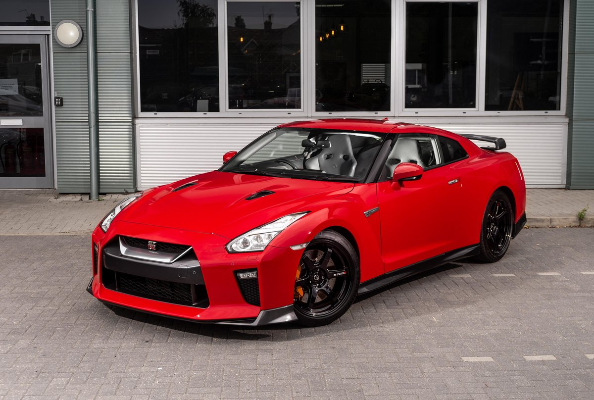 Nissan GTR Track Edition 2019/19 For Sale (picture 1 of 6)