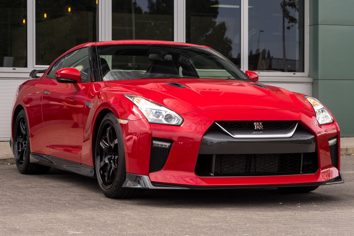Nissan GTR Track Edition 2019/19 For Sale (picture 2 of 6)