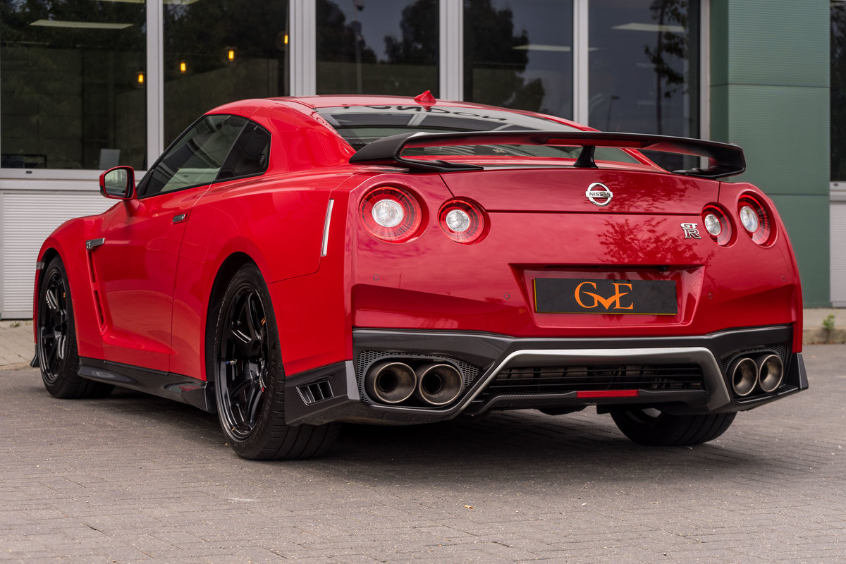 Nissan GTR Track Edition 2019/19 For Sale (picture 3 of 6)