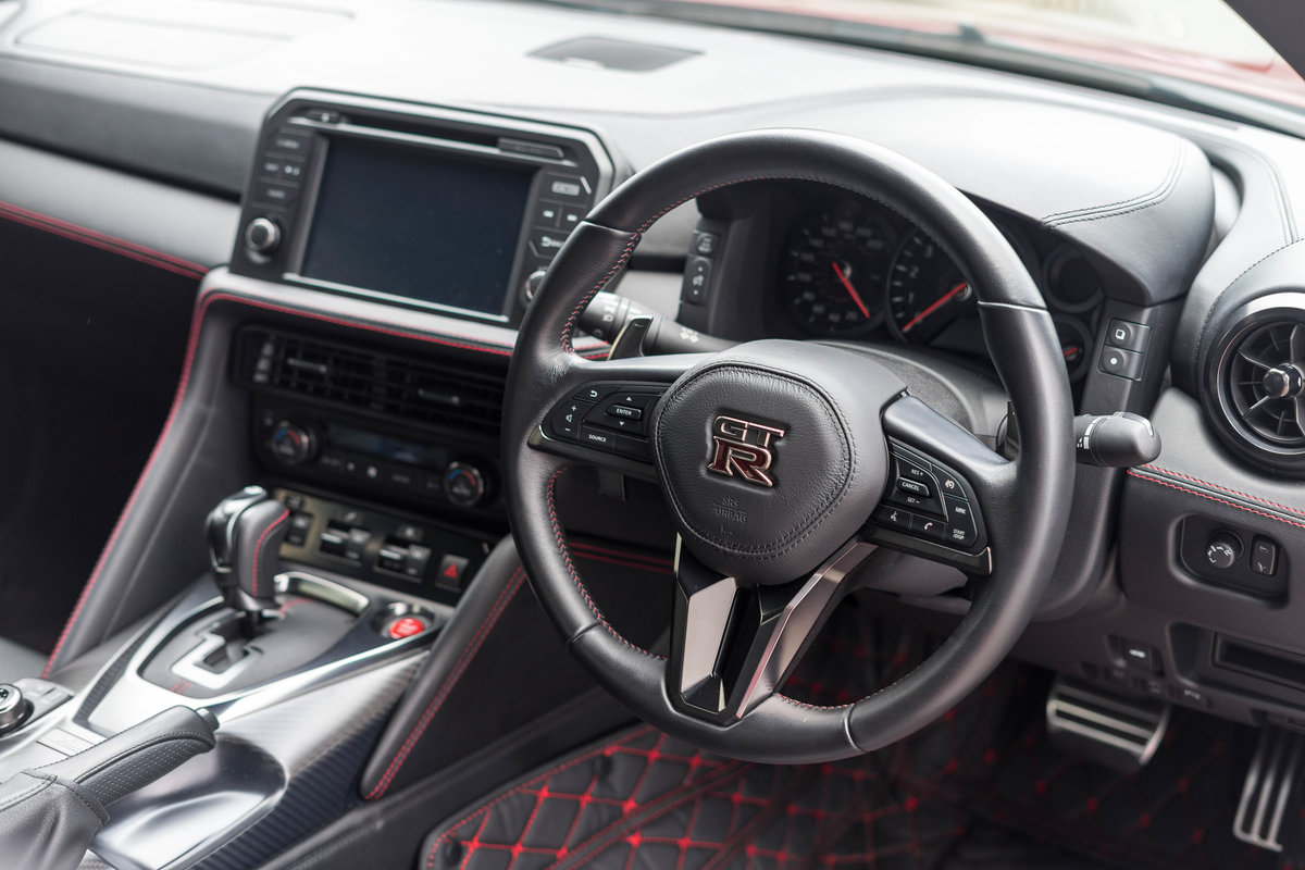 Nissan GTR Track Edition 2019/19 For Sale (picture 4 of 6)