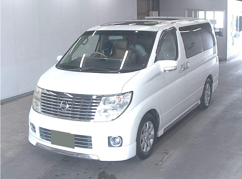 2004 NISSAN ELGRAND 3.5 XL 4X4 FULL LEATHER * TWIN SUNROOFS * For Sale (picture 2 of 6)