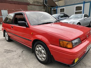 Picture of 1990 90 Nissan sunny gx gti twin cam