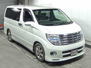 2006 NISSAN ELGRAND 3.5 HIGHWAY STAR 8 SEATER * TWIN POWER For Sale