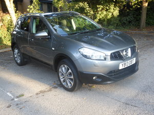 2013 Nissan Qashqai 1.6 DCI IS Tekna  For Sale
