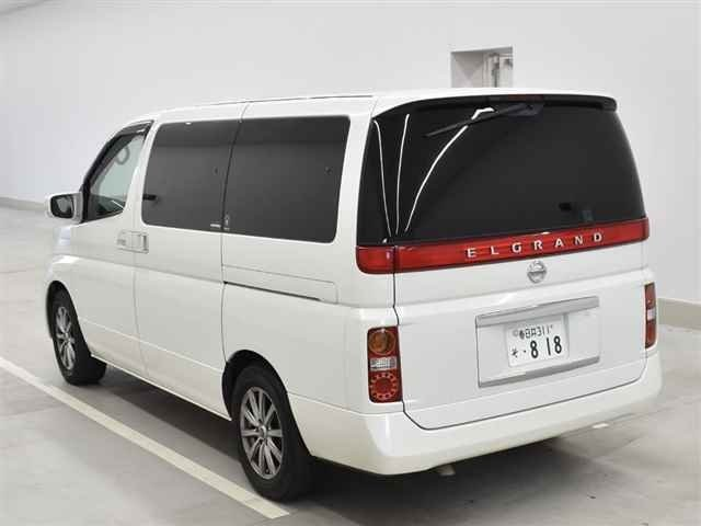 2005 NISSAN ELGRAND 3.5 X 4X4 RECLINER SEATS SUNROOFS * For Sale (picture 2 of 3)