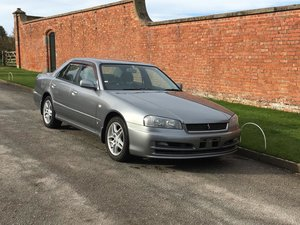 Picture of 2001 Nissan Skyline R34 Silver Immaculate