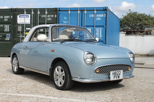 Nissan Figaro FK10 1.0 turbo Auto 2dr Convertible