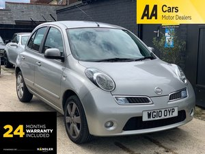 Picture of 2010 Nissan Micra 1.2 16v n-tec 5dr SOLD