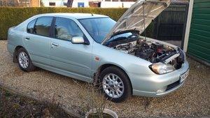 2001 Nissan Primera 1.8 SE