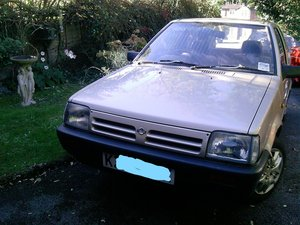 1992 Micra K10 for sale