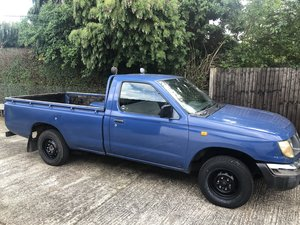 2000 Very low mileage Nissan D22 Pickup