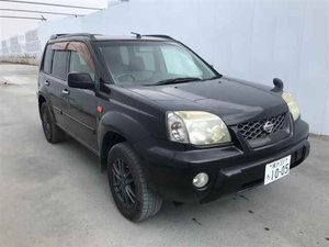 NISSAN X-TRAIL RARE 2001 2.0 GT TURBO AUTOMATIC * LOW MILEAG