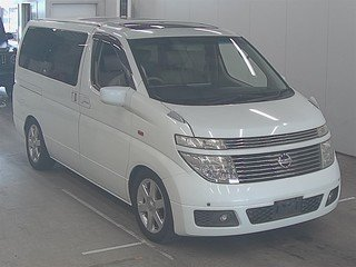 2002 NISSAN ELGRAND 3.5 XL AUTOMATIC * TWIN SUNROOFS * FULL LEATH For Sale (picture 1 of 3)