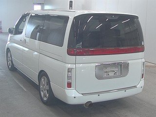 2002 NISSAN ELGRAND 3.5 XL AUTOMATIC * TWIN SUNROOFS * FULL LEATH For Sale (picture 2 of 3)