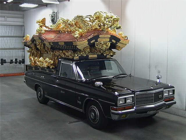 1987 NISSAN PRESIDENT RARE OLD VIP 4.4 BUDDHIST HEARSE ASIAN For Sale (picture 1 of 3)