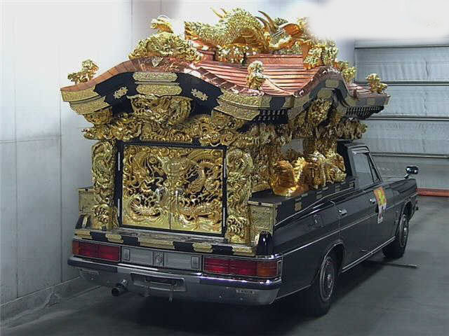 1987 NISSAN PRESIDENT RARE OLD VIP 4.4 BUDDHIST HEARSE ASIAN For Sale (picture 2 of 3)