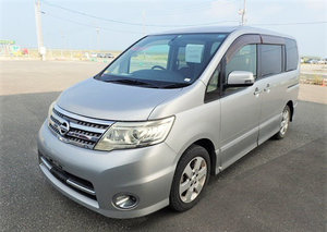 NISSAN SERENA 2009 2.0 HIGHWAY STAR V * 8 SEATER * AUTOMATIC For Sale