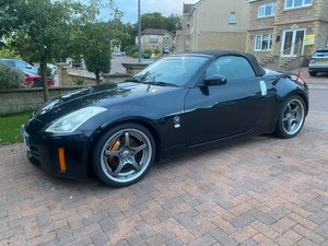 Nissan 350Z Roadster, GT Pack, (Low Tax)
