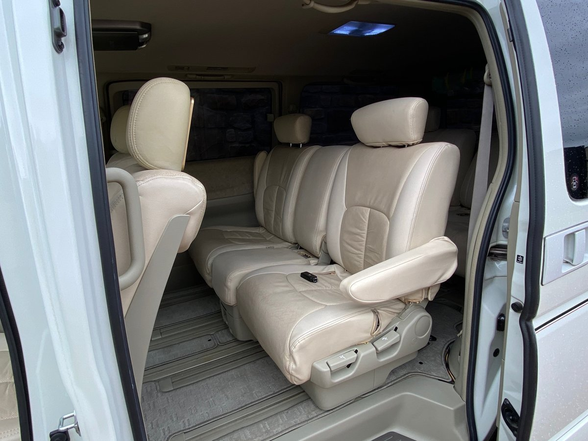 2003 NISSAN ELGRAND 3.5 VG 4X4 AUTOMATIC * 8 SEATER * CUSTOM BODY SOLD (picture 4 of 6)