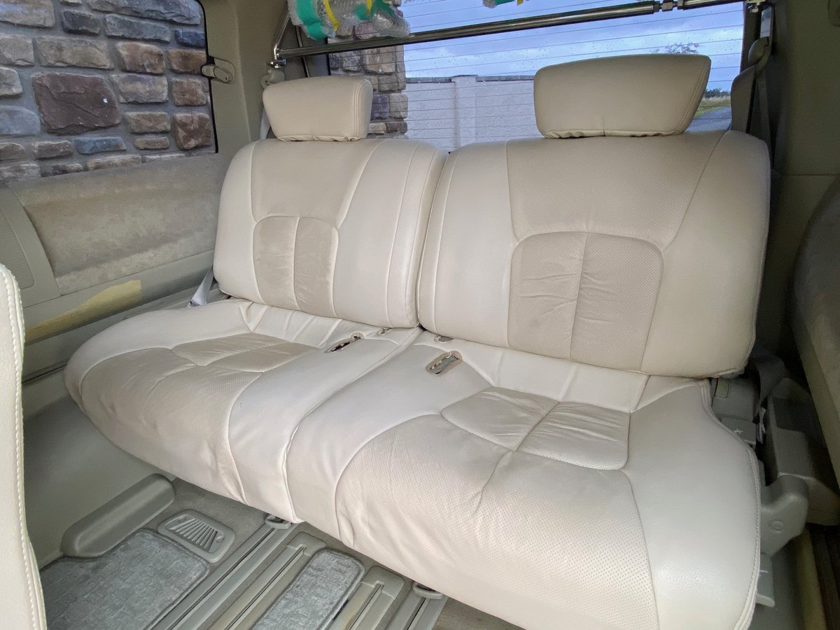 2003 NISSAN ELGRAND 3.5 VG 4X4 AUTOMATIC * 8 SEATER * CUSTOM BODY SOLD (picture 5 of 6)