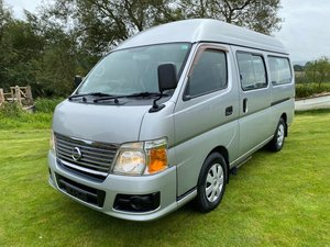 2006 NISSAN CARAVAN WELCAB 2.4 GX AUTOMATIC * 9 SEATS * REAR WHEE For Sale