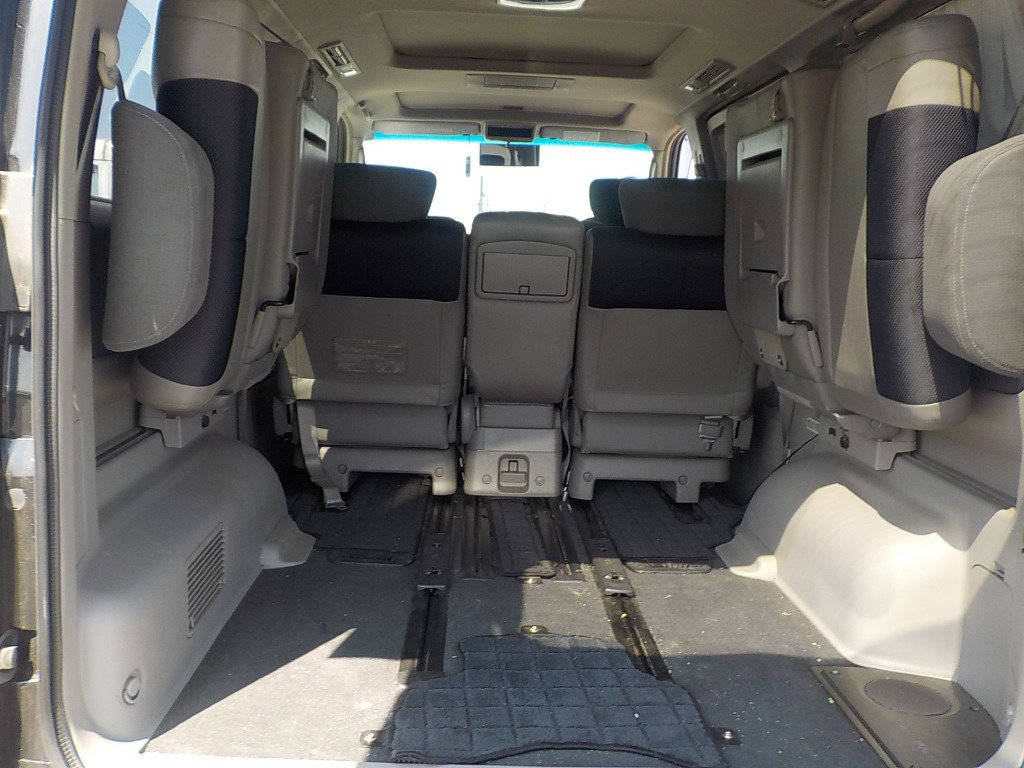 2003 NISSAN ELGRAND 3.5 HIGHWAY STAR 4X4 8 SEATER * LOW MILEAGE * For Sale (picture 5 of 6)