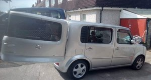 Picture of 2004 Nissan Cube, rare model