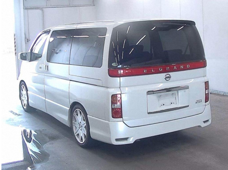 2005 NISSAN ELGRAND 2.5 HIGHWAY STAR 8 SEATER * TWIN SUNROOF * For Sale (picture 3 of 6)