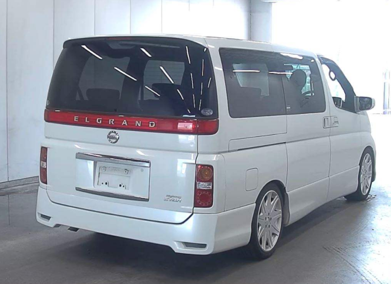 2005 NISSAN ELGRAND 2.5 HIGHWAY STAR 8 SEATER * TWIN SUNROOF * For Sale (picture 4 of 6)