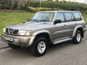 Picture of 2002 02 Nissan Patrol GR 3.0 Di SE+ LWB Automatic