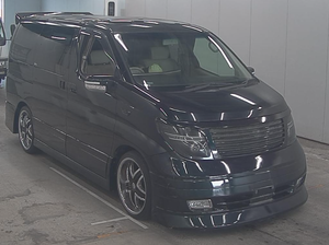 NISSAN ELGRAND 3.5 XL CUSTOM ELGRAND * TOP OF THE RANGE *