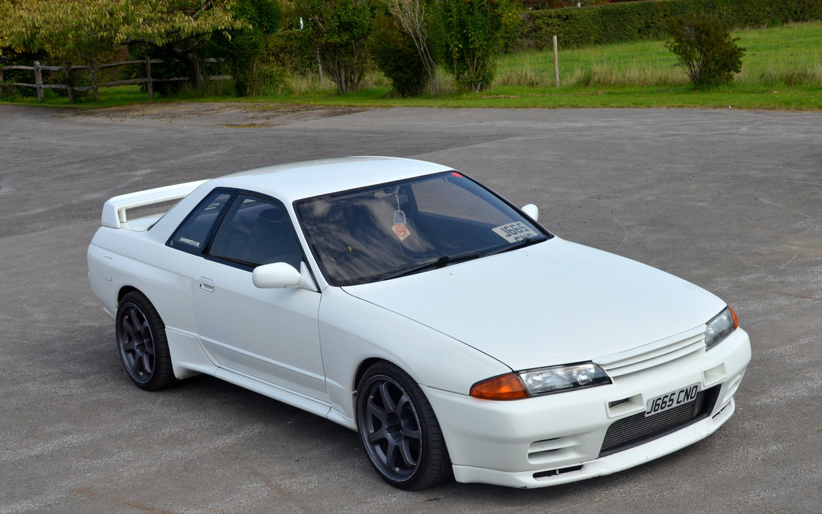 1992 R32 Skyline GT-R -its all about the motor.... For Sale (picture 1 of 6)