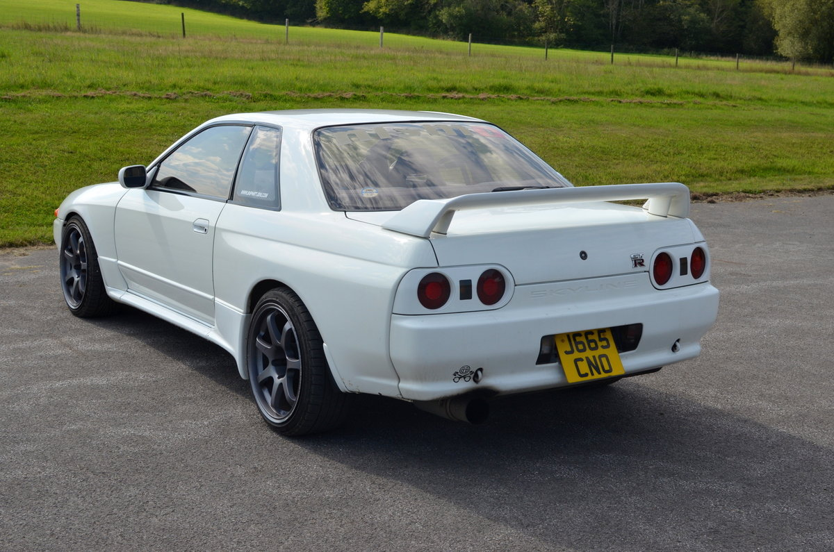 1992 R32 Skyline GT-R -its all about the motor.... For Sale (picture 2 of 6)