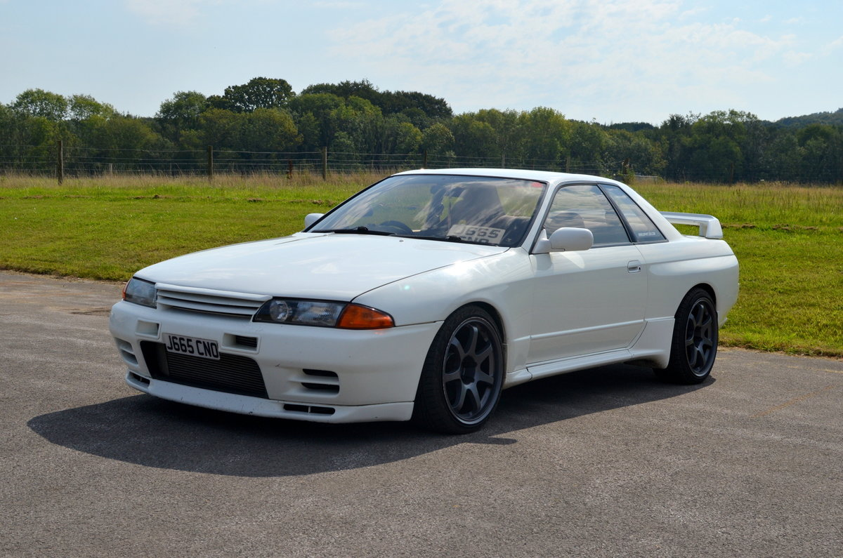 1992 R32 Skyline GT-R -its all about the motor.... For Sale (picture 3 of 6)