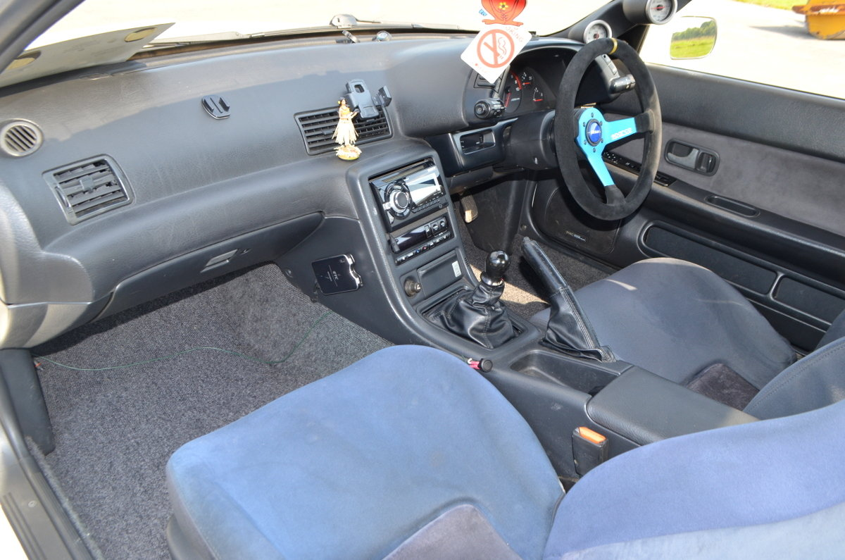 1992 R32 Skyline GT-R -its all about the motor.... For Sale (picture 5 of 6)