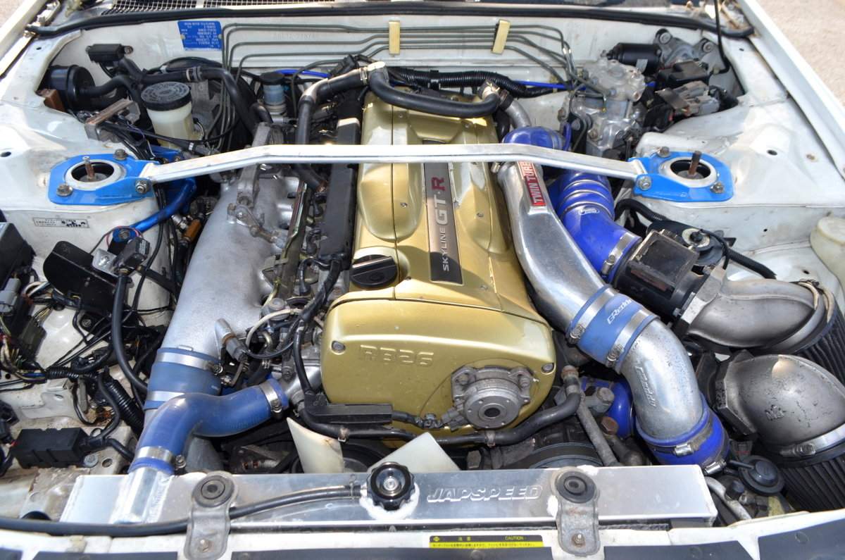 1992 R32 Skyline GT-R -its all about the motor.... For Sale (picture 6 of 6)