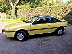 1991 Nissan 100NX T-Targa Automatic - LHD