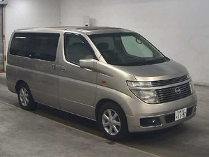 NISSAN ELGRAND 3.5 X 4X4 AUTOMATIC * 8 SEATER * TWIN SUNROOF