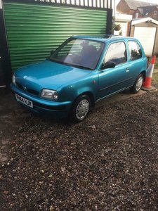 Picture of 1997 Nissan Micra 1.0 litre 5 Speed