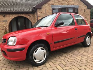 1999 K11 Nissan Micra ONLY 14k miles! EXCEPTIONAL CONDITION