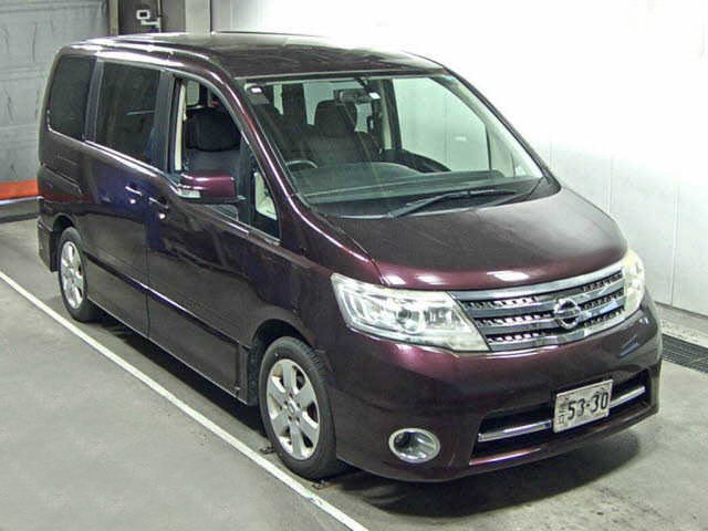 2009 NISSAN SERENA FACELIFT 2.0 HIGHWAY STAR URBAN * 8 SEATER * For Sale (picture 1 of 3)